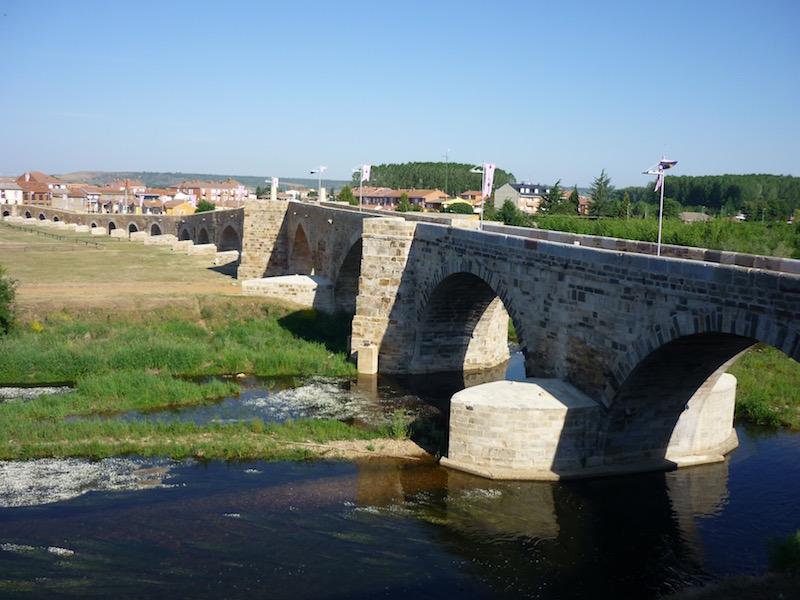 Puente-Orbigo-Camino-French