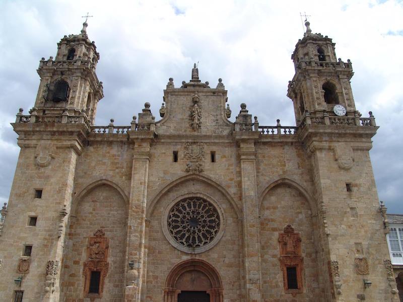 Ribadeo-Santiago