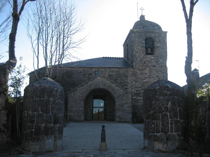 O Cebreiro-Santiago