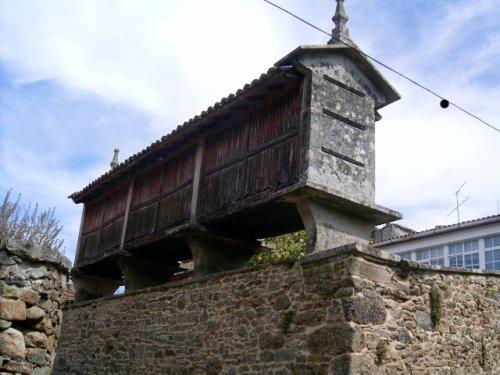 O Cebreiro - Santiago