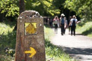 Camino de Santiago desde A Guarda