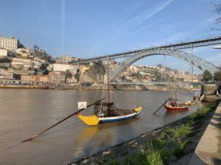 Camino de santiago desde Oporto