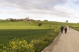 Camino de santiago desde Roncesvalles