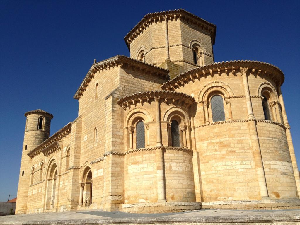 Iglesia San Martin de Fromista