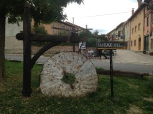 Camino de Santiago desde Logroño