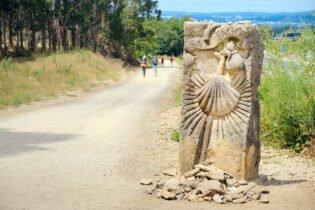 camino de santiago desde Ferrol