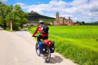 Camino de Santiago en bici desde Roncesvalles