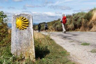 Camino de santiago desde Lugo