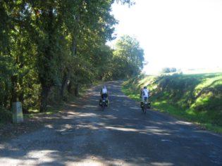 Camino-de-Santiago-en-bici-desde Roncesvalles