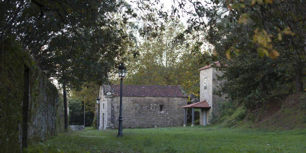 ermita santiaguino do monte