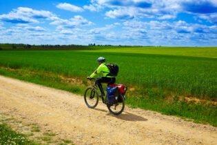 Camino de Santiago desde Oporto en bicicleta