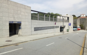 Parking La Salle Santiago de Compostela