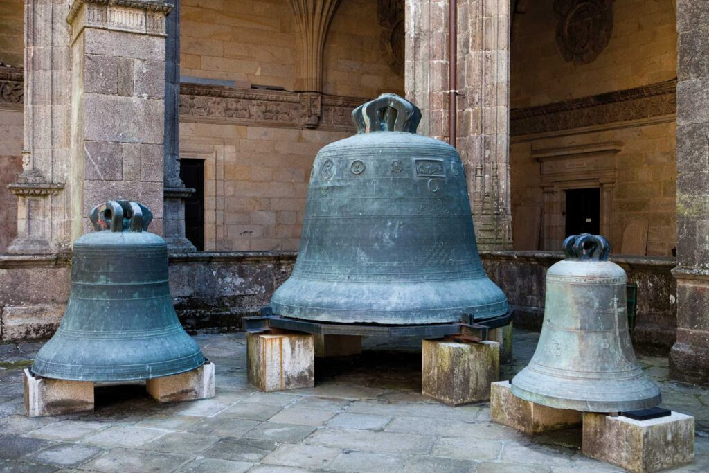 Campanas Catedral de Santiago