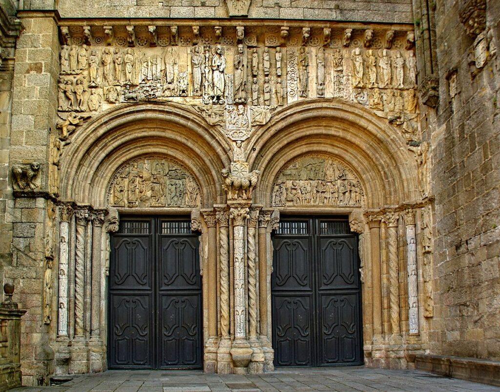 Platerias Santiago de Compostela