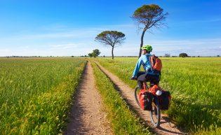 Camino del norte en bici desde irun