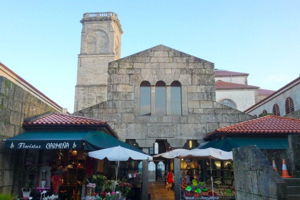 Mercado Abastos Santiago