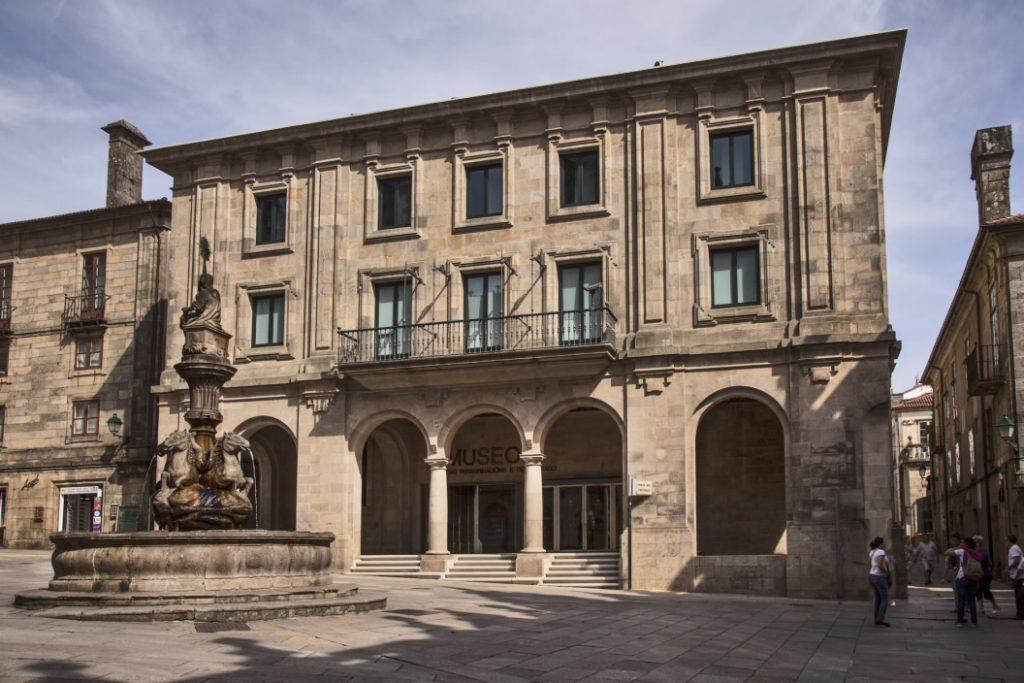Museo de las peregrinaciones Santiago